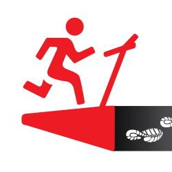 Nastro di ricambio per tapis roulant Jk Fitness 9200 - 9300-10400